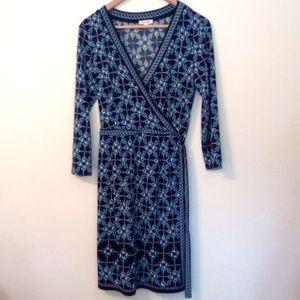 Max Studio Wrap Dress Size Medium